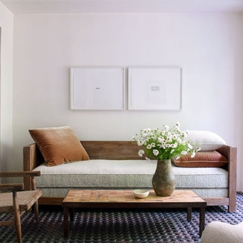 Теплый минимализм: квартира дизайнера в Нью-Йорке