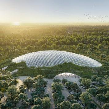 Во Франции построят самую большую в мире оранжерею