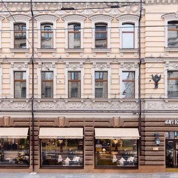 В Санкт-Петербурге открылся первый концепт-стор H&M Home