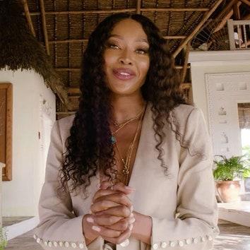 В гостях у Наоми Кэмпбелл: роскошная вилла в Кении