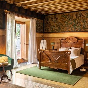 Ночь в музее: дом Висенс архитектора Антонио Гауди сдается в аренду