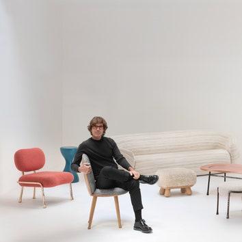 Новости дизайна: Пьер Йованович запустил собственный мебельный бренд
