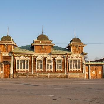 История реставрации особняка купца Рябинина в Челябинске