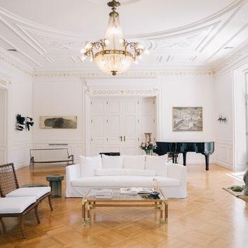 В гостях: особняк премьер-министра Греции Maximos в Афинах