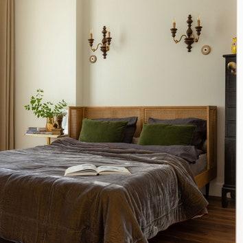 Плетеная мебель и декор: 35 предметов из ротанга, соломы, джута и тростника