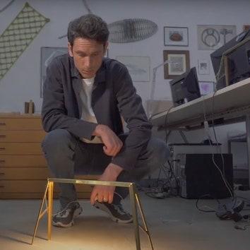 В гостях у дизайнера Франческо Меды: студия в Милане