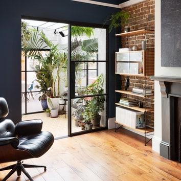 Дом садовода в Лондоне