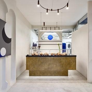 Хлебный бутик La Poste в Москве