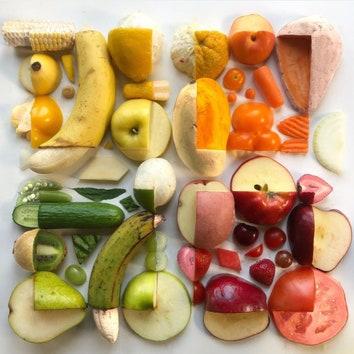 Вдохновение на неделю: 7 инастаграм-аккаунтов, где еда становится искусством