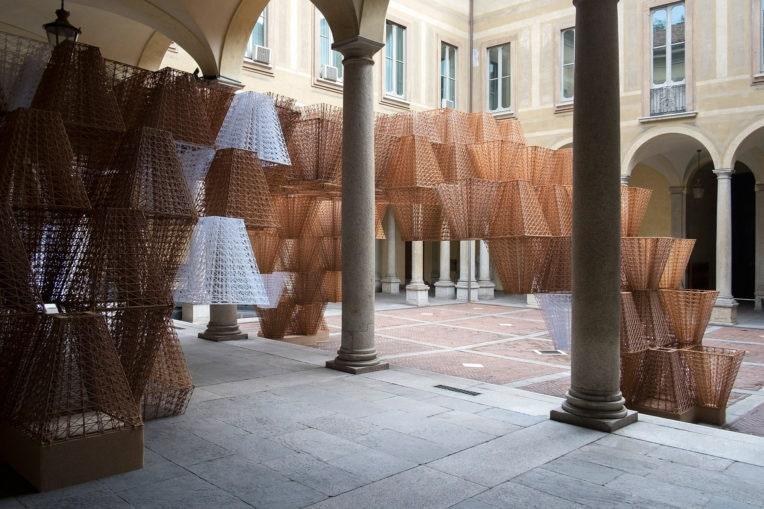 COS     Milan Design Week 2019.