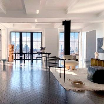 Современный дизайн в нью-йоркском небоскребе эпохи ар-деко