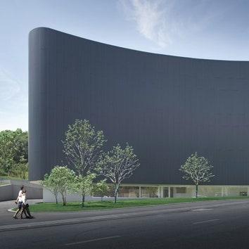 Музей искусства по проекту Алвару Сизы и Карлоса Кастаньеры