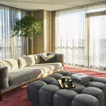 Холостяцкая квартира-офис в Остине