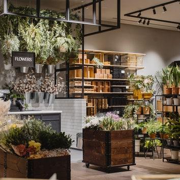 Первый концепт-стор H&M Home в России