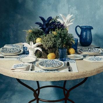 Новая коллекция Mizza от Dior Maison