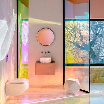 Как оформить нескучную ванную комнату: готовые решения для персонализированного интерьера