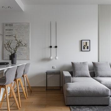 Квартира для уединения, 50 м²