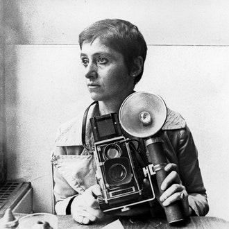 Сильные женщины: 14 влиятельных фотографов всех времен