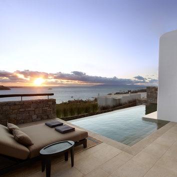 Отели Греции: 7 интересных мест для отдыха