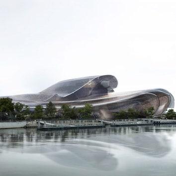 Жан Нувель построит в Шэньчжэне оперный театр