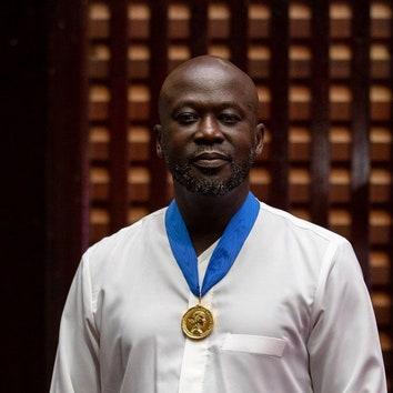 Дэвид Аджайе получил Королевскую золотую медаль RIBA