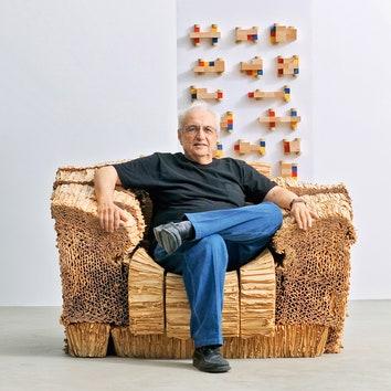 """Фрэнк Гери об """"эффекте Бильбао"""", революции в архитектуре и своих любимых предметах"""
