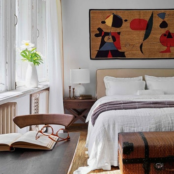Как обновить спальню к весне: 8 советов