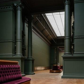 Реконструкция Королевского музея изящных искусств в Антверпене по проекту KAAN Architecten