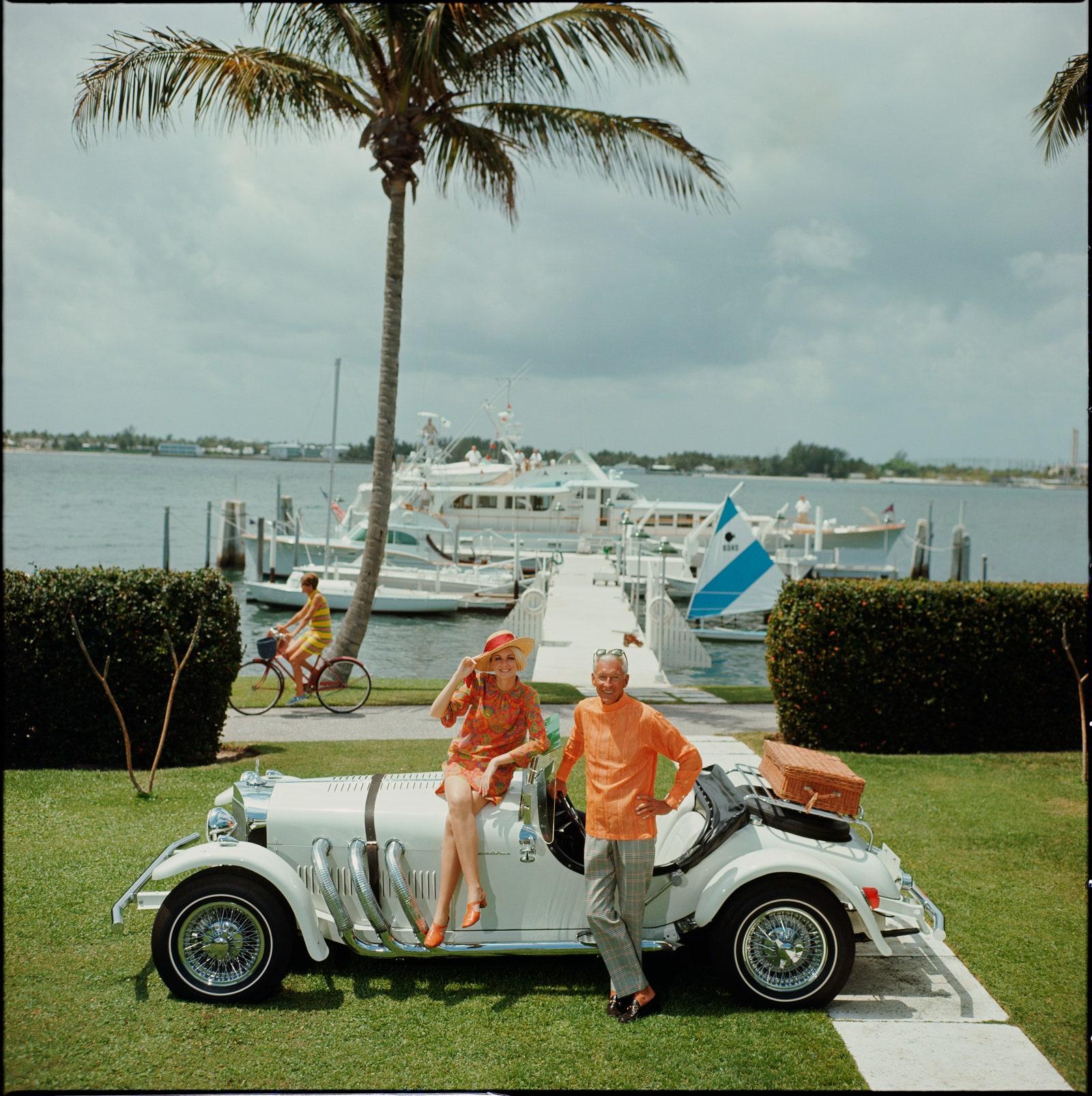 .           .    A Wonderful Time  Slim Aarons.  Slim AaronsGetty Images.