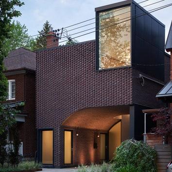 Дом для итальянской пары в Торонто