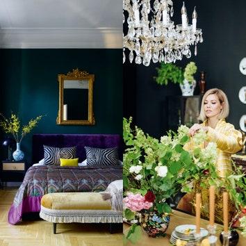 Интерьер с обложки: в гостях у декоратора Юлии Акимовой