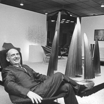 Гарри Бертойя: 5 главных принципов дизайна