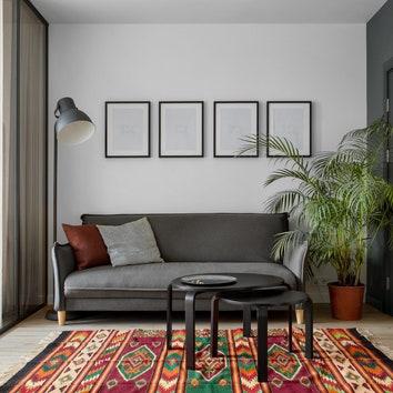 Где купить: 10 ковров для гостиной