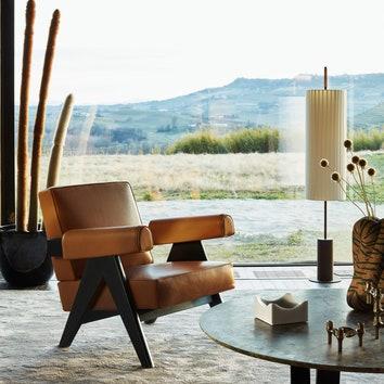 Новая мебель от Пьера Жаннере в коллекции Cassina