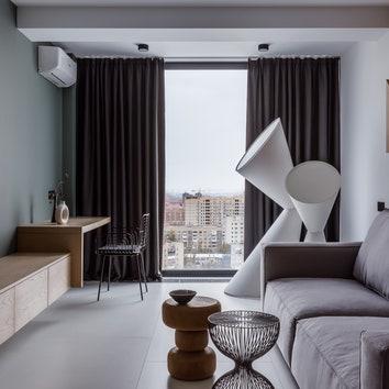 Квартира в Ростове-на-Дону, 50 м²