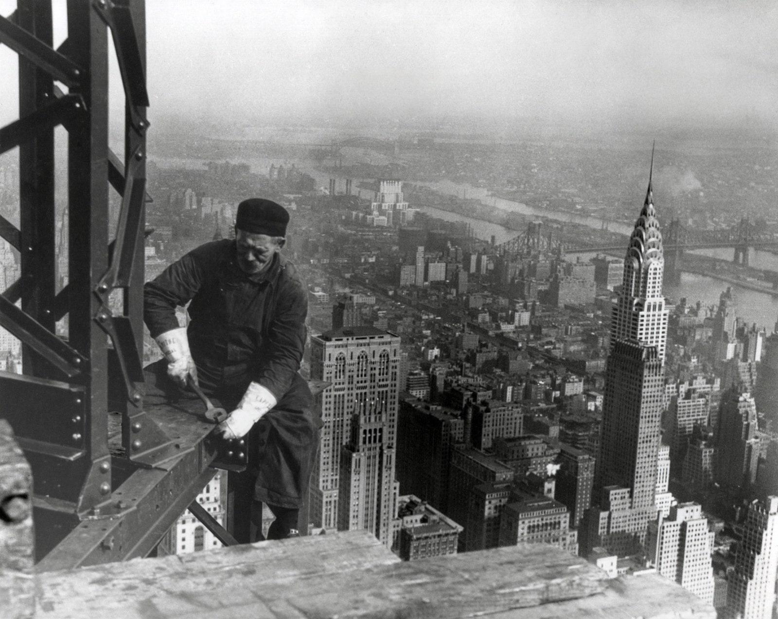 Empire State Building 1930 .   Chrysler .   .
