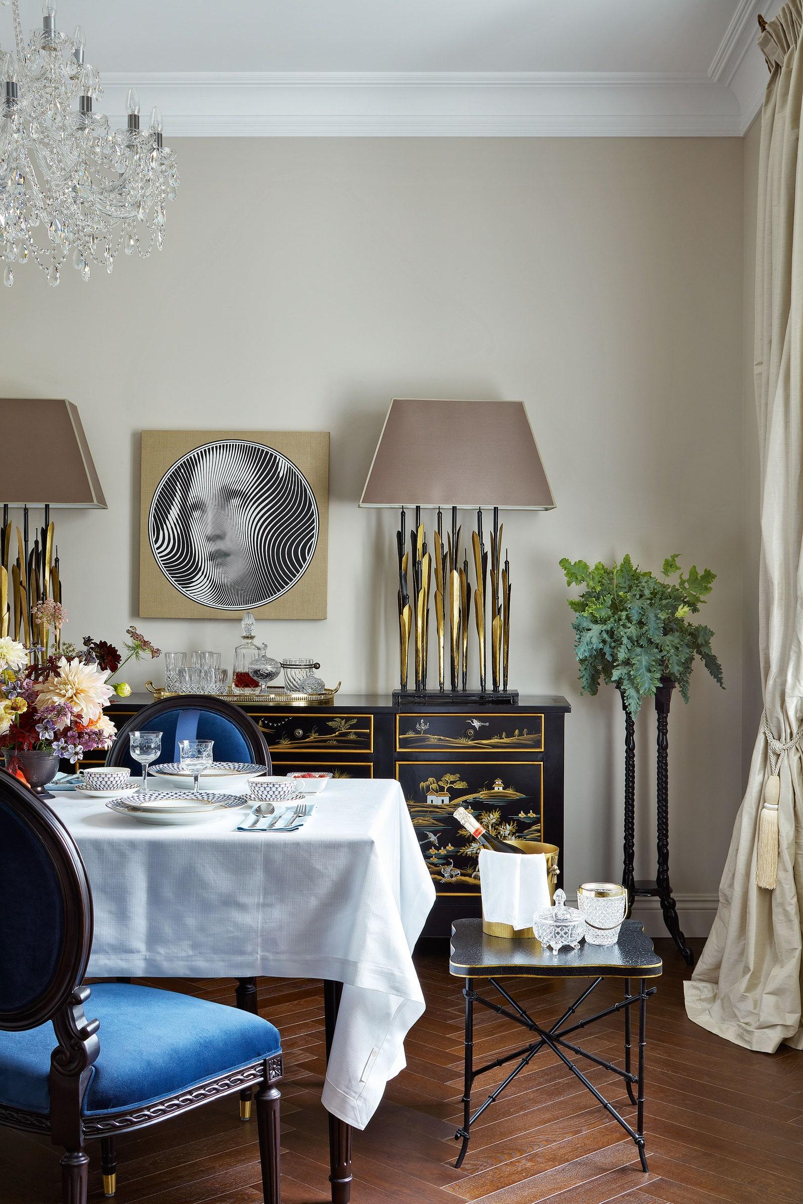 Bohemia Ivele Crystal     Mis en Demeure   Redecoration.     .