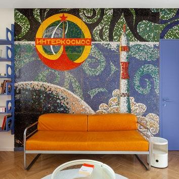 Квартира для фанатов советского дизайна, 60 м²