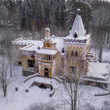 Увядающая красота: 10 заброшенных усадеб России