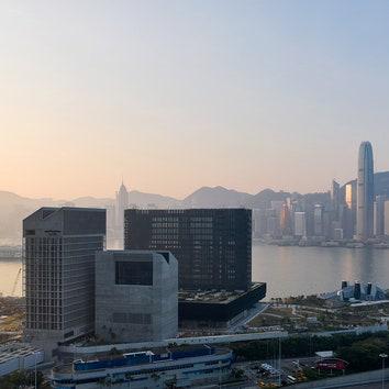 В Гонконге завершено строительство музея по проекту Herzog & de Meuron и Farrells