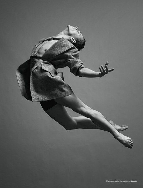Sergei Polunin for Numro Homme14. Photographer Bryan Adams.