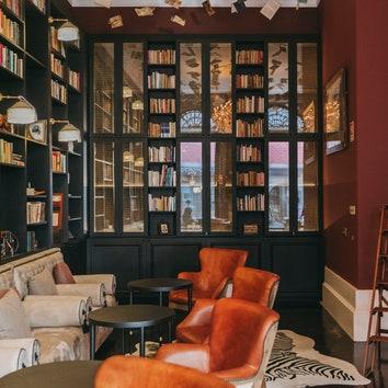 Романтичный отель в Порту