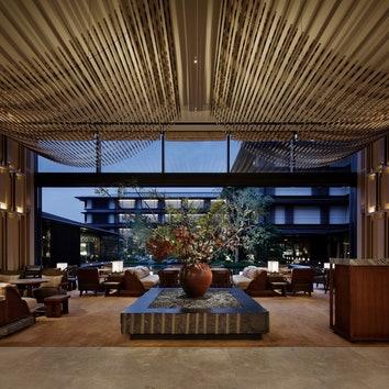 Японский отель Mitsui Kyoto по проекту Андре Фу