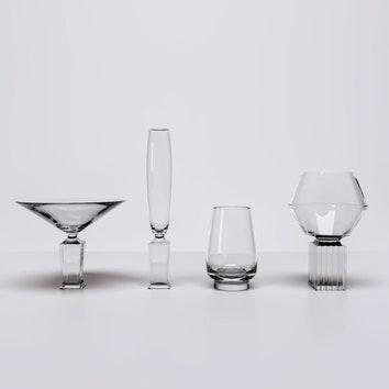 Наше русское: лимитированная коллекция бокалов от Вадима Мальцева