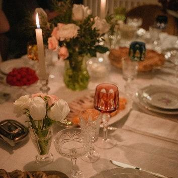 Как сервировать стол на Масленицу 2021: рассказывает декоратор Юлия Акимова