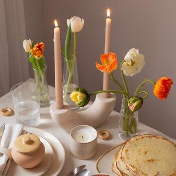 Победители конкурса на лучшие фотографии сервировки стола к Масленице