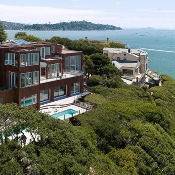 Органическое преображение модернистского дома в Калифорнии