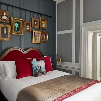 Отель Indigo с историческими аллюзиями в Бате