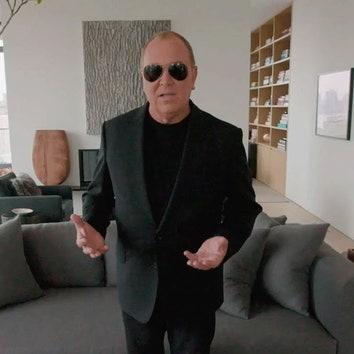 В гостях у Майкла Корса: пентхаус дизайнера на Манхэттене