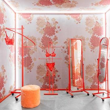 Новый магазин Petra по дизайну Гарри Нуриева
